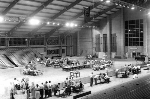 MBSC_Fieldhouse Registration_1956 | by UNO Criss Library