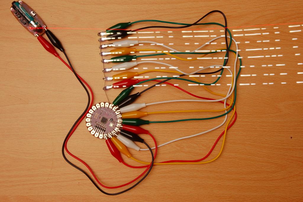 Lilypad Arduino Main Board, Simple Board, Lilypad