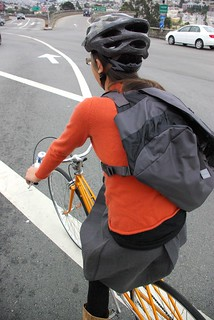 Of On Ramps & Messenger Bags | by Adrienne Johnson SF