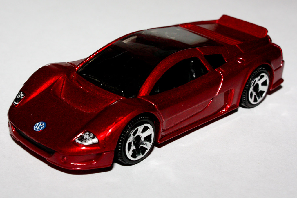 Matchbox Vw W12 Concept About The Volkswagen W12 The Volks Flickr