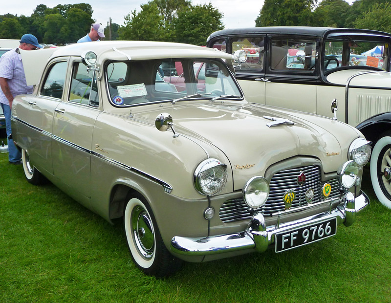 Tatton Park Car Show August