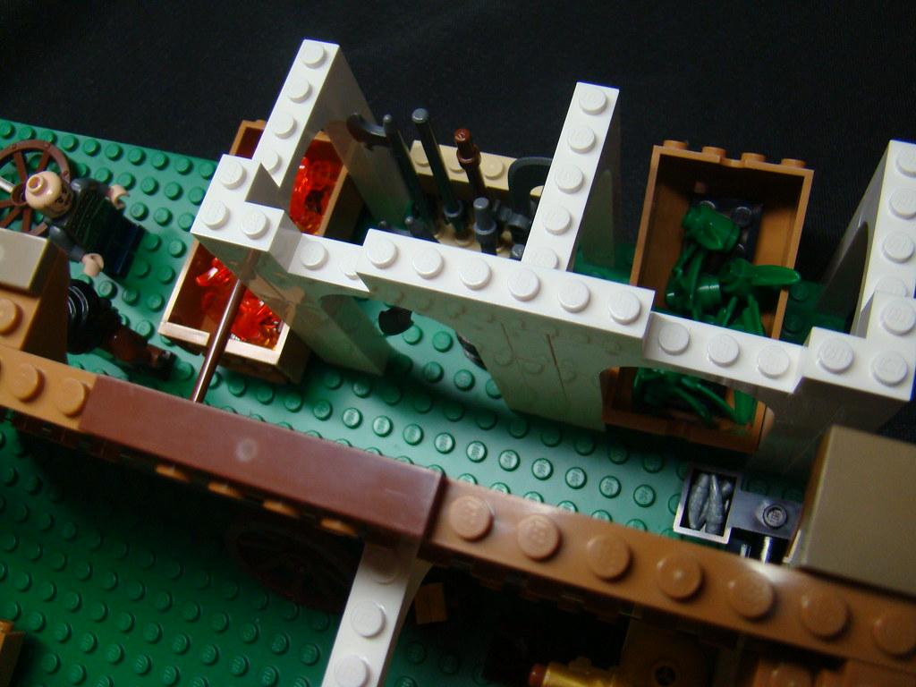 Lego MOC Modular: PoP Hangout | What's on sale? | Joel Julian | Flickr
