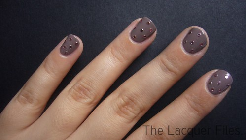 Eyeko Posh with Glitter | by TheLacquerFiles