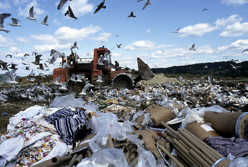 Landfill in Danbury, Connecticut | by United Nations Photo