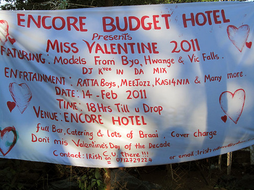 Valentine's Day in Vic Falls | by jdroth