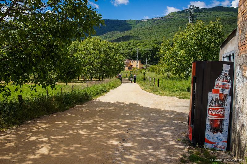 Empezando por la Vía Verde, o Camí del Carrilet
