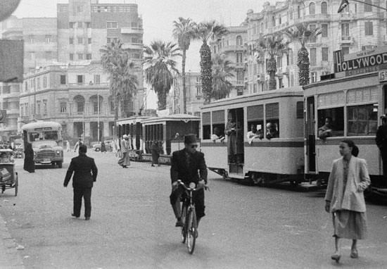Egyptian Cycling History
