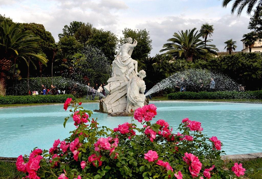 Giardini di roma i giardini di roma i posti pi belli di for Giardini giapponesi roma
