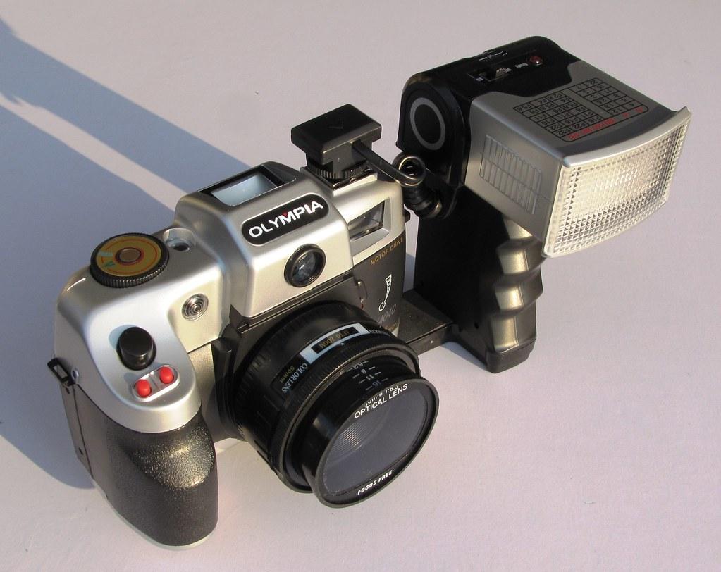 Olympia El1124 Impressive Looking Toy Camera Which