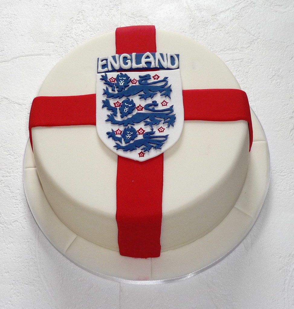 Birthday Cake England