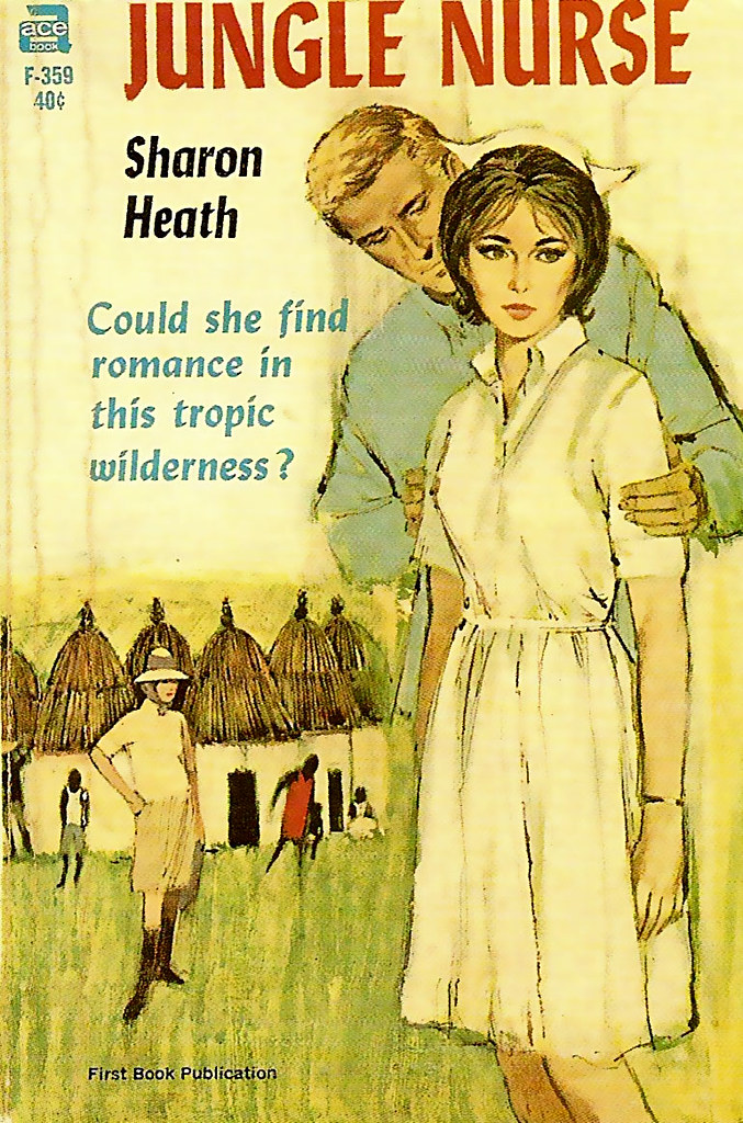 Free Romance Book Cover Art : In tropic wilderness james vaughan flickr