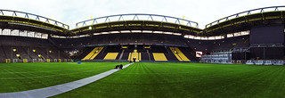 Empty Stadium | by kirberich