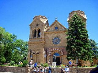 St Francis Cathedral in Santa Fe 20100620 | by Kenneth Cole Schneider