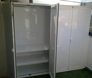 Armario de aluminio para exterior armario de aluminio for Cristaleria benissa