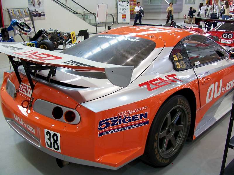 Cars In Tokyo Toyota Supra Jgtc Race Car Photos Of Car
