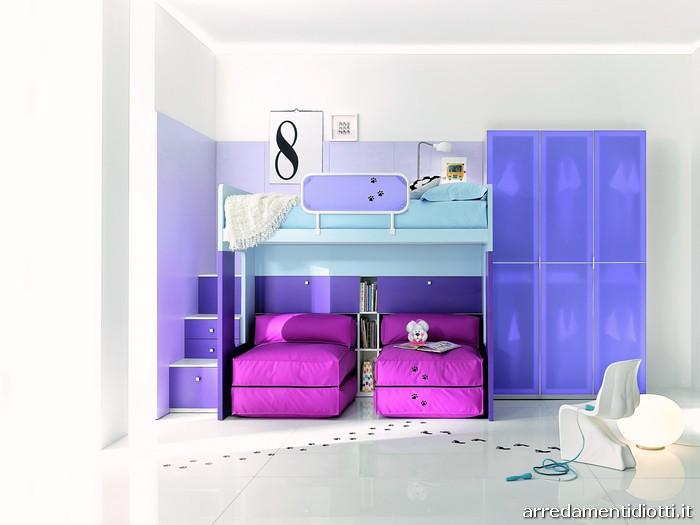 Seipersei Camerette Ragazzi Lilla Viola Big Zivot So Stil Flickr
