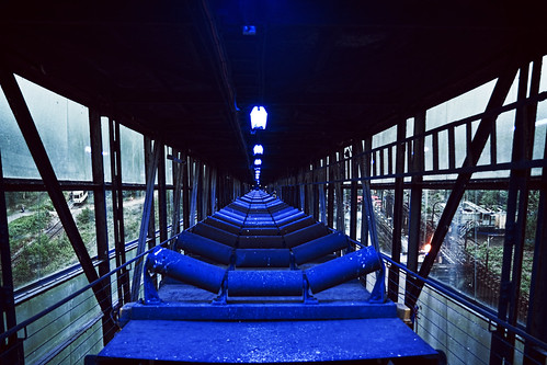 Blue Tunnel | by kirberich