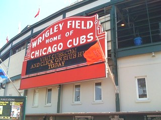 Wrigley Field Marquee, Chicago | by BMS-LOU