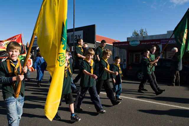 Greytown New Zealand  city pictures gallery : Arbor Day Greytown, New Zealand July 3, 2010 | Flickr Photo ...