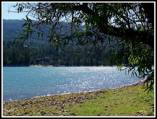 Bass lake california usa don 39 t try fishing here this for Bass lake ca fishing