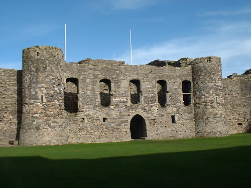 Beaumaris Castle J Thomas 1287300
