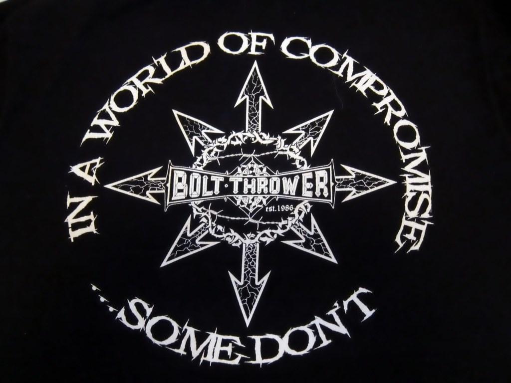 Bolt Thrower T-Shirt 2010 Back | @tumblr | Acid Pix | Flickr