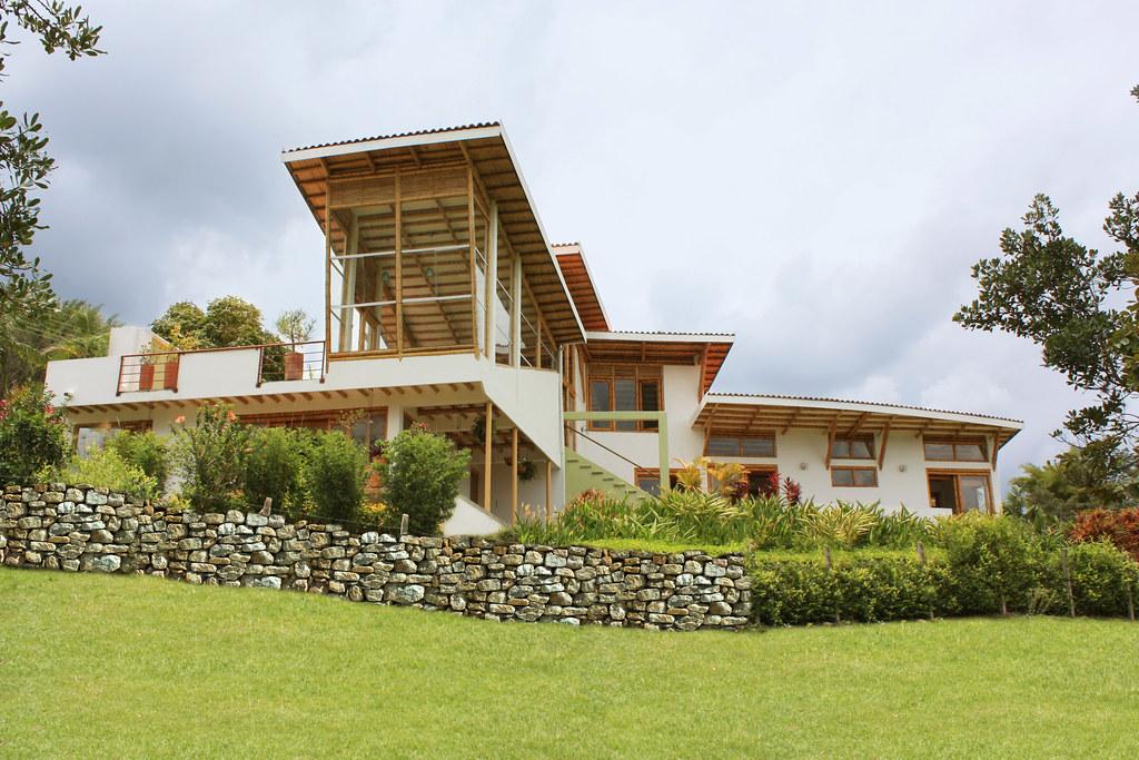 Casa ojeda construcci n con guadua colombia zuarq - Construccion de casas ...