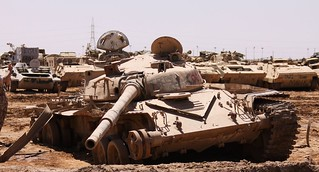 The Tank Graveyard... | by Colonel Killgore