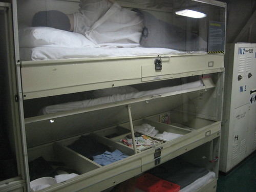 These Bunks Are Still Used On Ships How Could They Ever I
