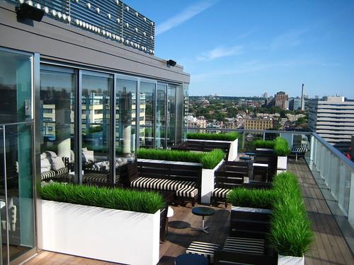 Thompson Hotel Rooftop Lounge Jen B Flickr