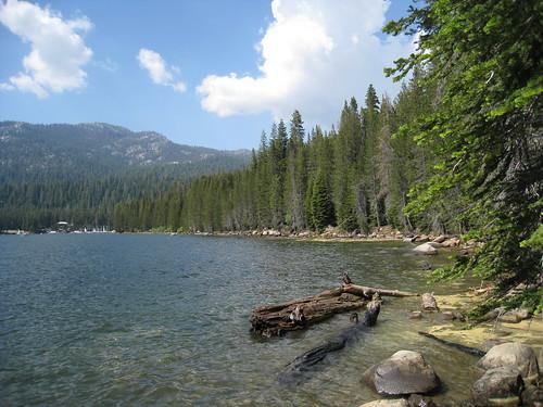 Camping huntington lake ca tnporter flickr for Shaver lake fishing report