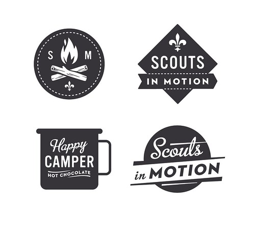 Scout logos | by super_furry