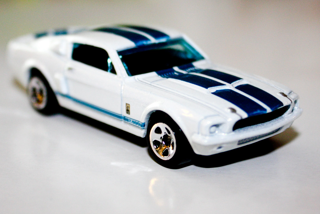 1967 Shelby GT500   Hot Wheels Collectors' Information This …   Flickr