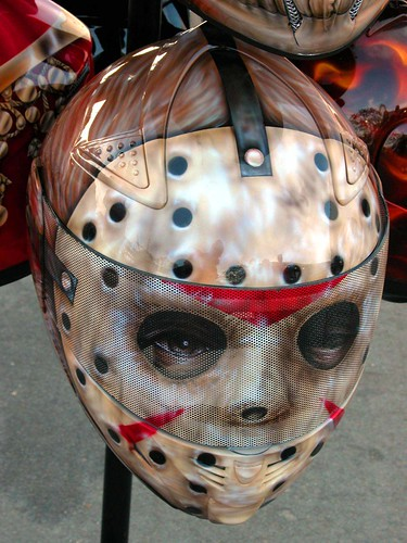 Custom Helmet Painting California