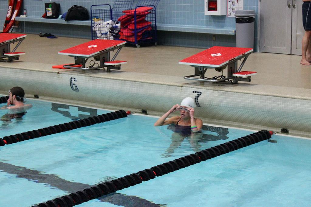 Swimming Practice 6 Ana Isa Team Norcal At Swim Practic Flickr