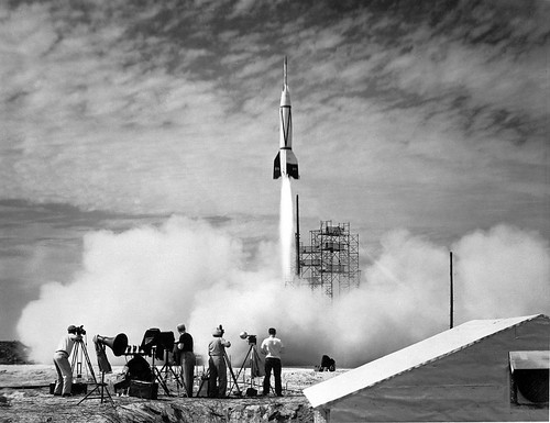 Bumper V-2 Launch | by NASA on The Commons