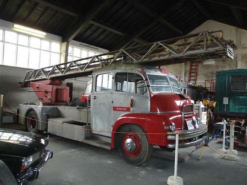 Bedford S Type turntable ladder | by classic vehicles