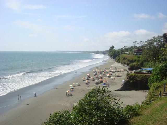 Playa Ladrilleros | Flickr - Photo Sharing!