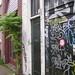 crushed amsterdam door