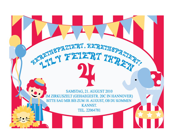 Circus birthday invitation this sweet and colorful birthda flickr circus birthday invitation by blush printables filmwisefo