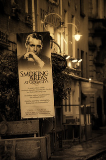 [ smoking areas ] | by shexbeer