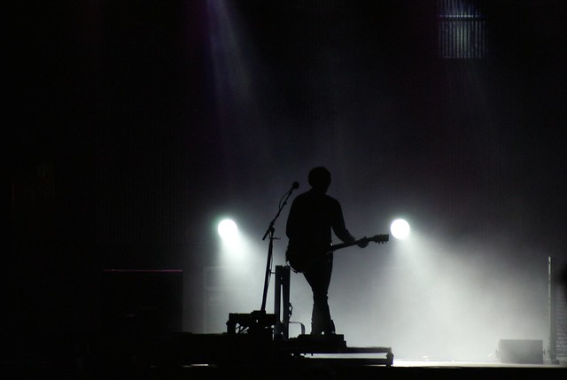 Guitar Player Silhouette   Flickr - Photo Sharing!