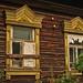 Russian House Windows