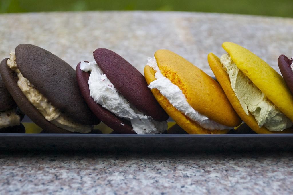 Marshmallow Tea Cakes Syns