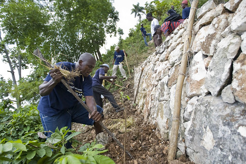 CVR Project | by United Nations Stabilization Mission In Haiti
