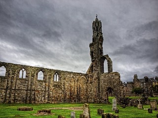 The Cathedral Ruin - St. Andrews, Scotland | by neilalderney123
