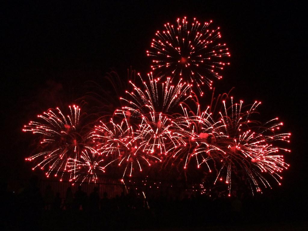 France l 39 international des feux loto qu bec montreal in flickr - Gaziniere bompani 5 feux ...