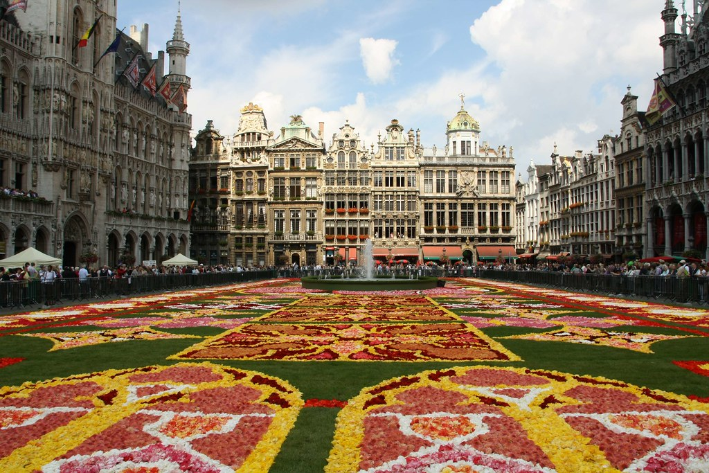 belgique bruxelles 2010 tapis de fleurs grand place flickr. Black Bedroom Furniture Sets. Home Design Ideas
