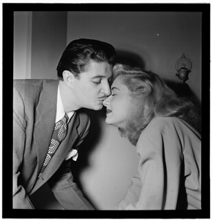[Portrait of Johnny Bothwell and Claire Hogan, New York, N.Y.(?), ca. Oct. 1946] (LOC) | by The Library of Congress