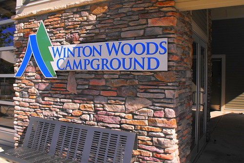 Winton woods campground winton woods campground flickr for Winton woods cabins